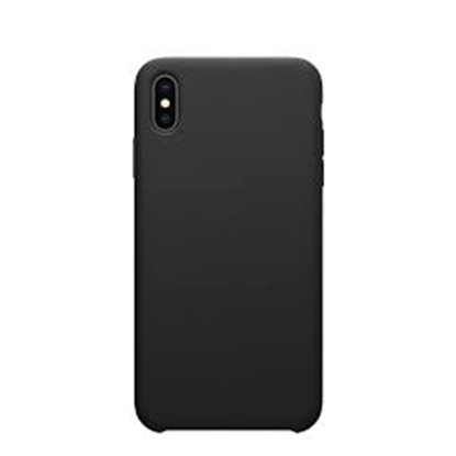 Picture of iPhone XS Silicone Case Black